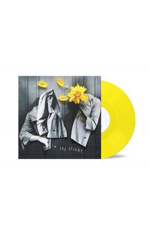"In The Slight (EP) 10"" Vinyl 2nd Version Solid Yellow by Spacey Jane"